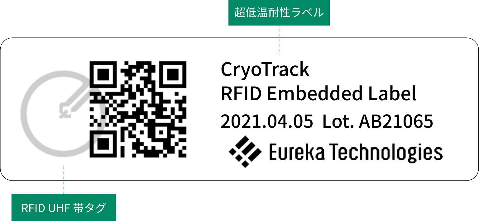 RFIDを用いたラベル